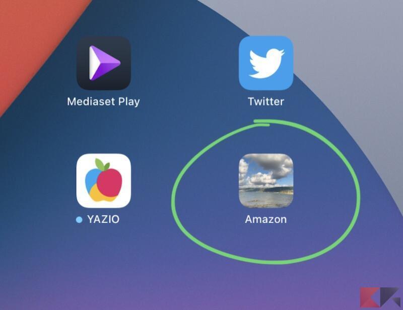 Come modificare le icone su iPhone e iPad 4