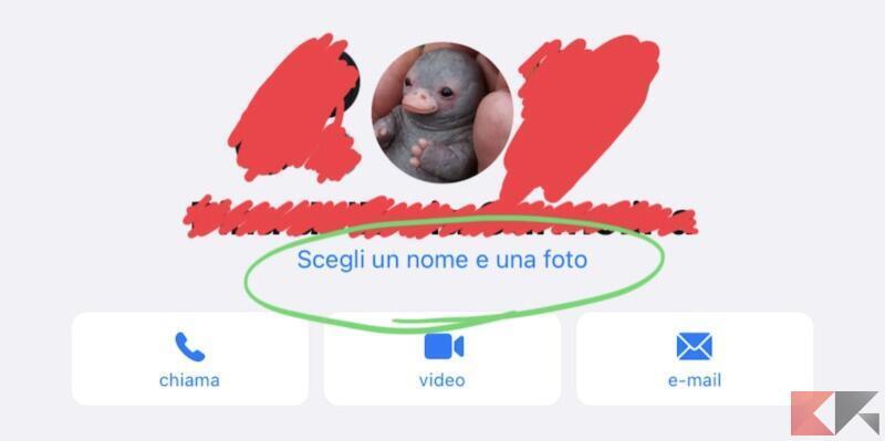 Come aggiungere una foto profilo per i gruppi di iMessage 1