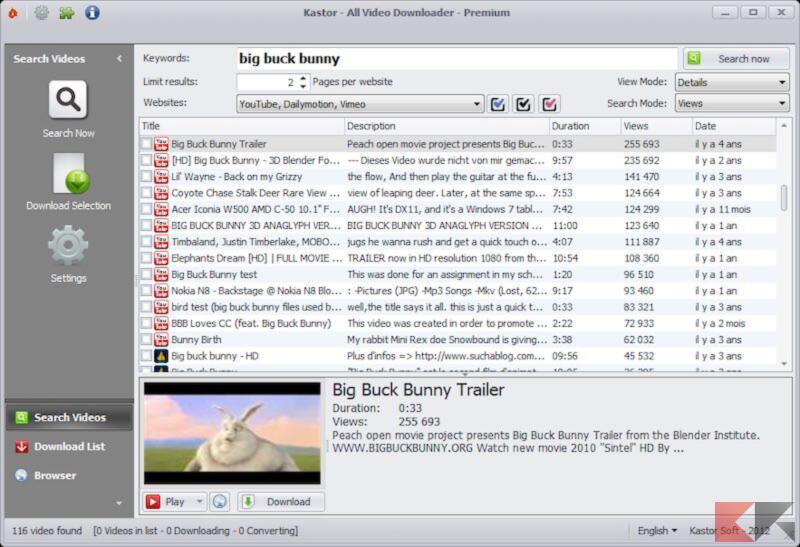 Castor All Video Downloader