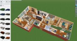 app per progettare stanze e interni di una casa