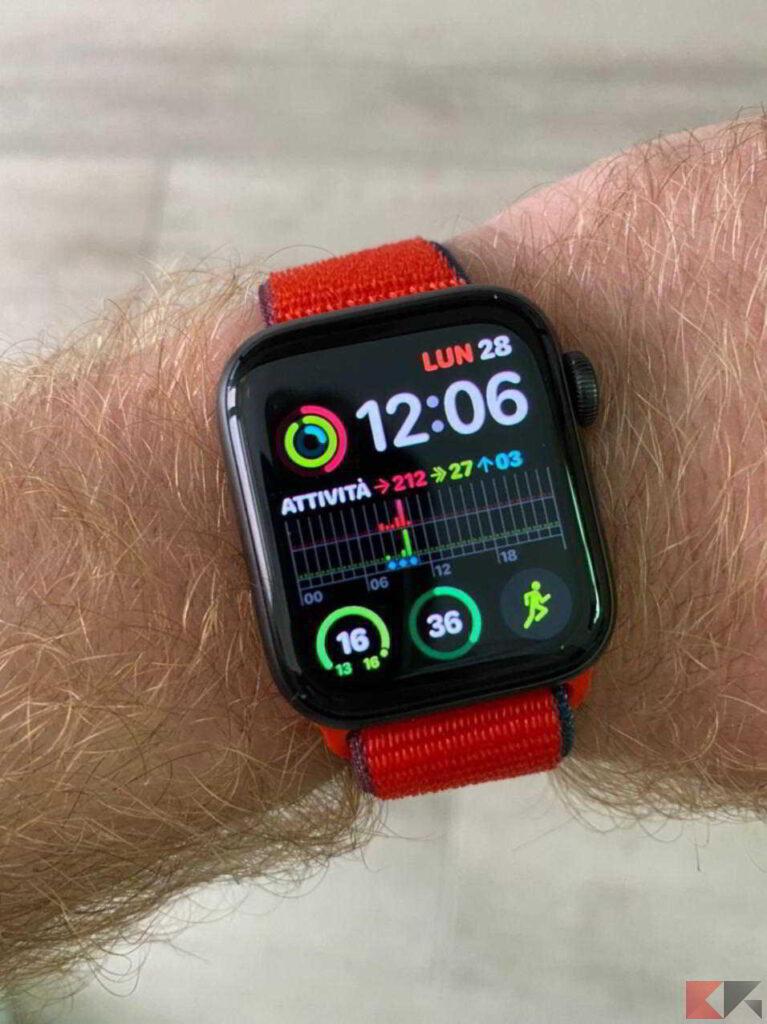 apple watch se 5