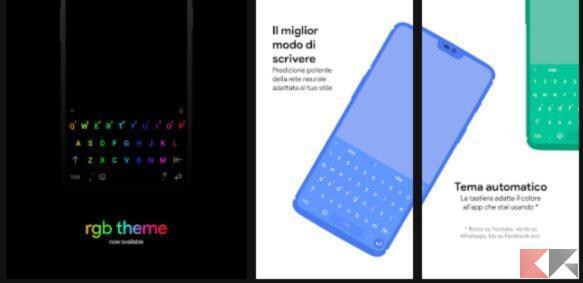 migliori tastiere android