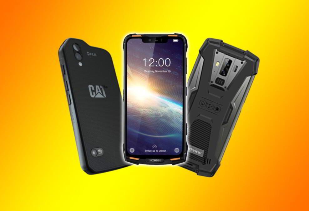 migliori smartphone rugged