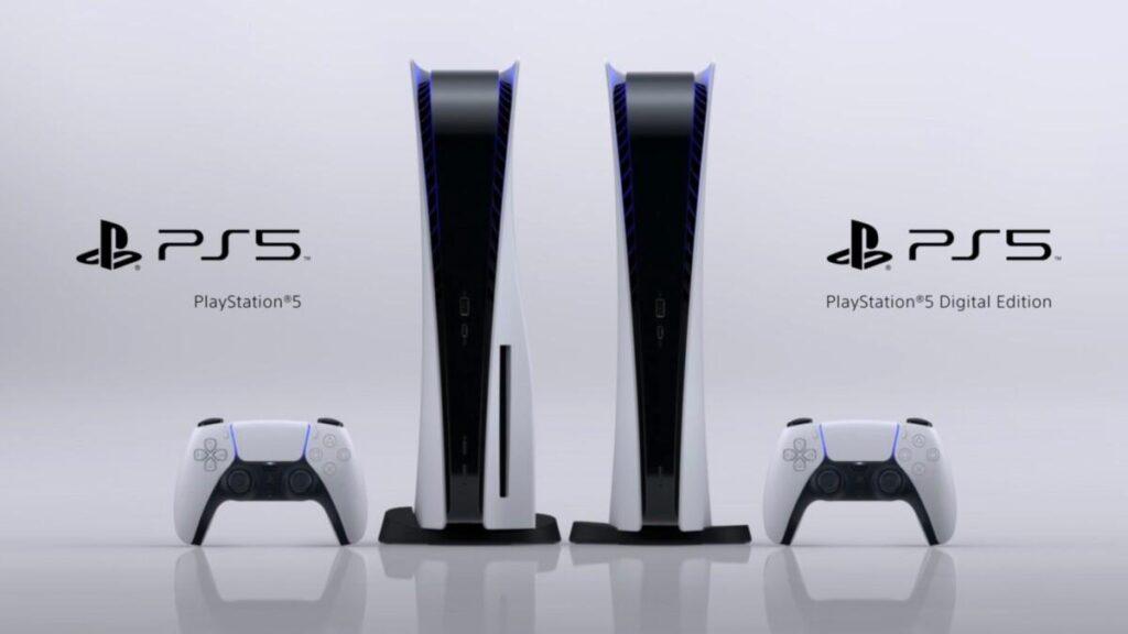 ps5 vs ps5 digital edition