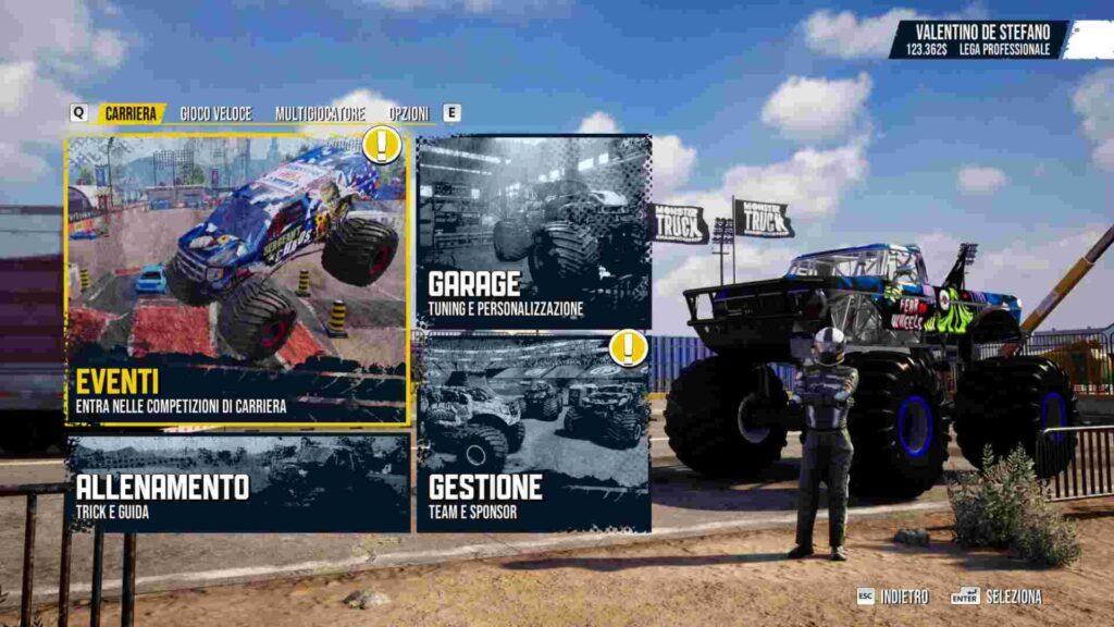 Carriera Monster Truck Championship