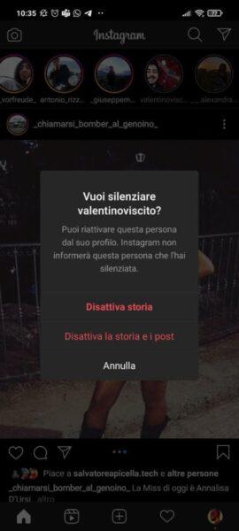 Come nascondere le storie in evidenza su Instagram