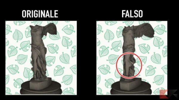Riconoscere quadri e statue falsi su Animal Crossing: New Horizons