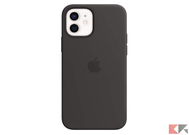 Apple Custodia MagSafe in silicone