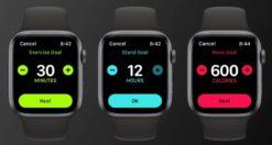 Come modificare gli anelli esercizio di Apple Watch