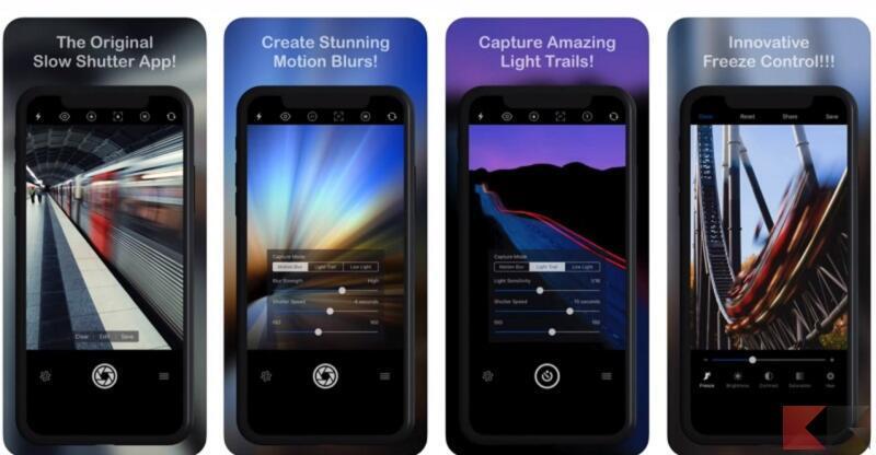 lunga esposizione iphone 2