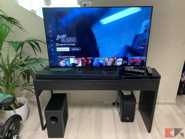 smart tv panasonic 1