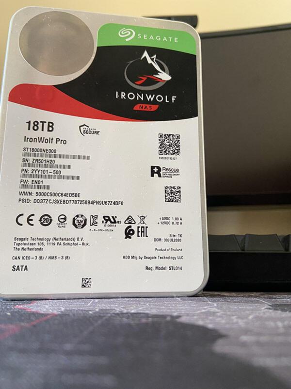 IronWolf Pro 1