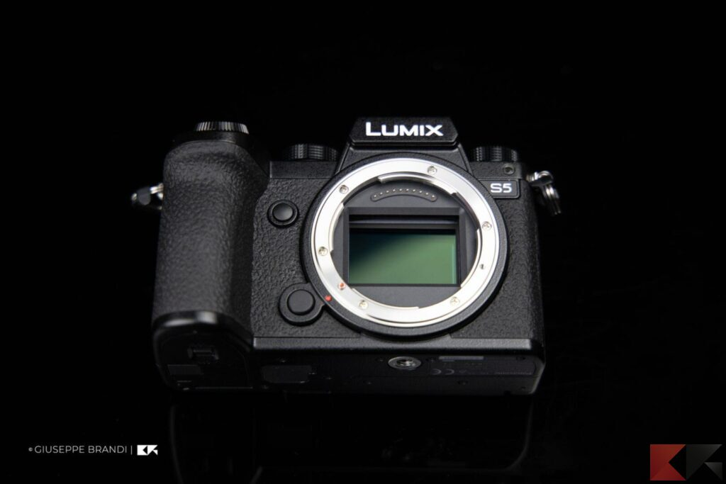 Recensione Panasonic Lumix S1 funzionalità
