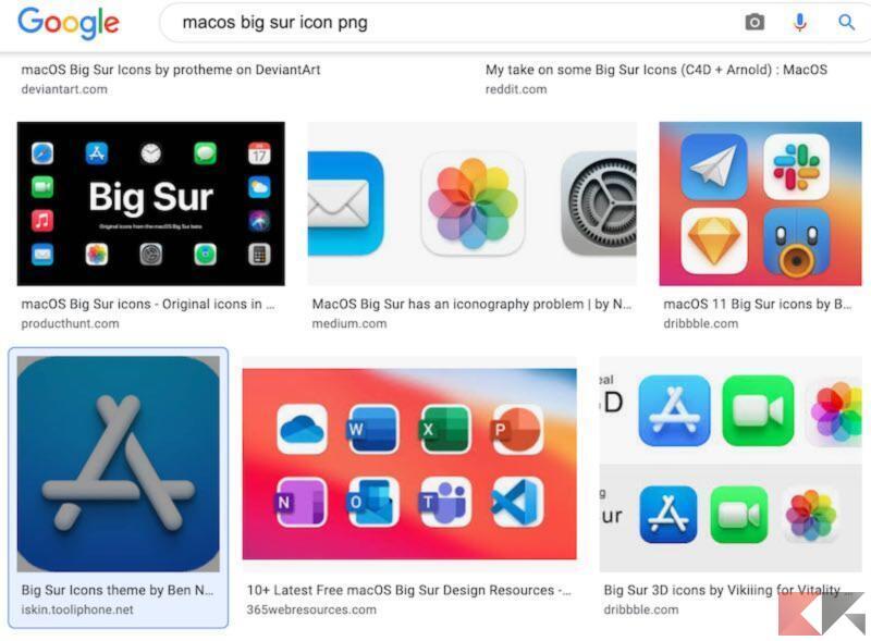 Come cambiare le icone delle applicazioni su Mac 1