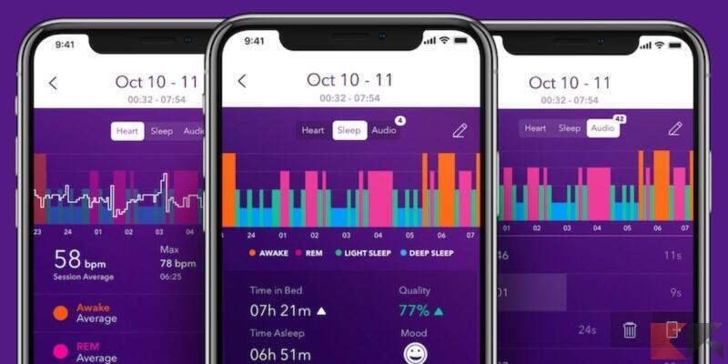 12 app che sfruttano i sensori dello smartphone (iPhone e Android) 1