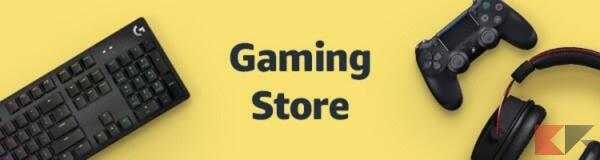 amaozn gaming store