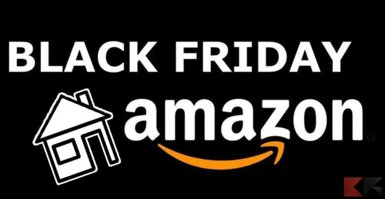 amazon black friday domotica
