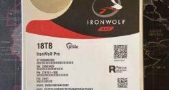Recensione Seagate IronWolf Pro
