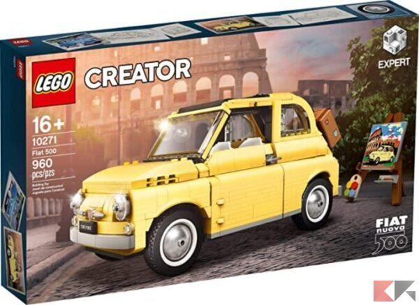 idee regalo per gli amanti dei LEGO
