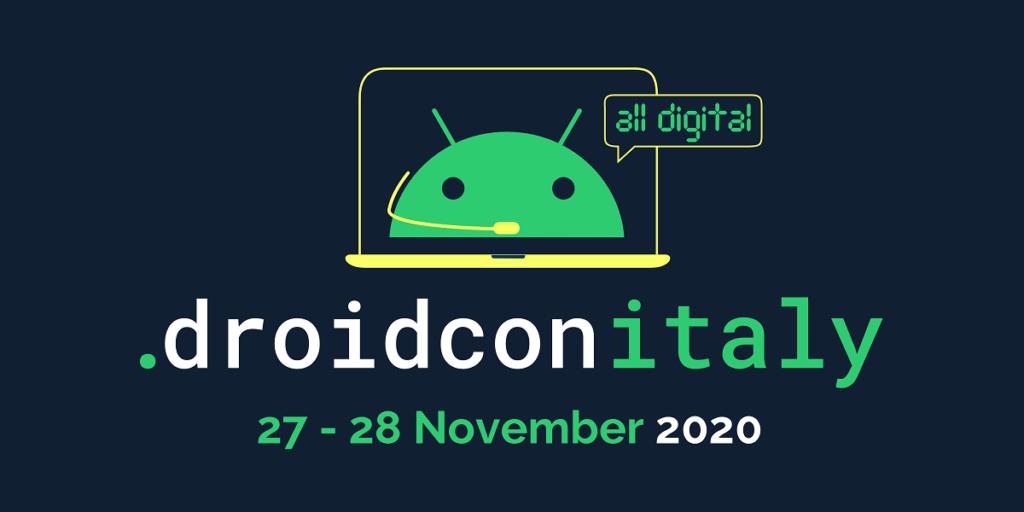 droidcon italy 2020