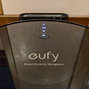 recensione Eufy robovac g30
