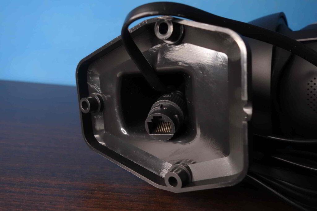 telecamera da esterno MECO
