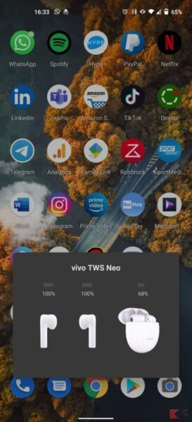 vivo TWS Neo