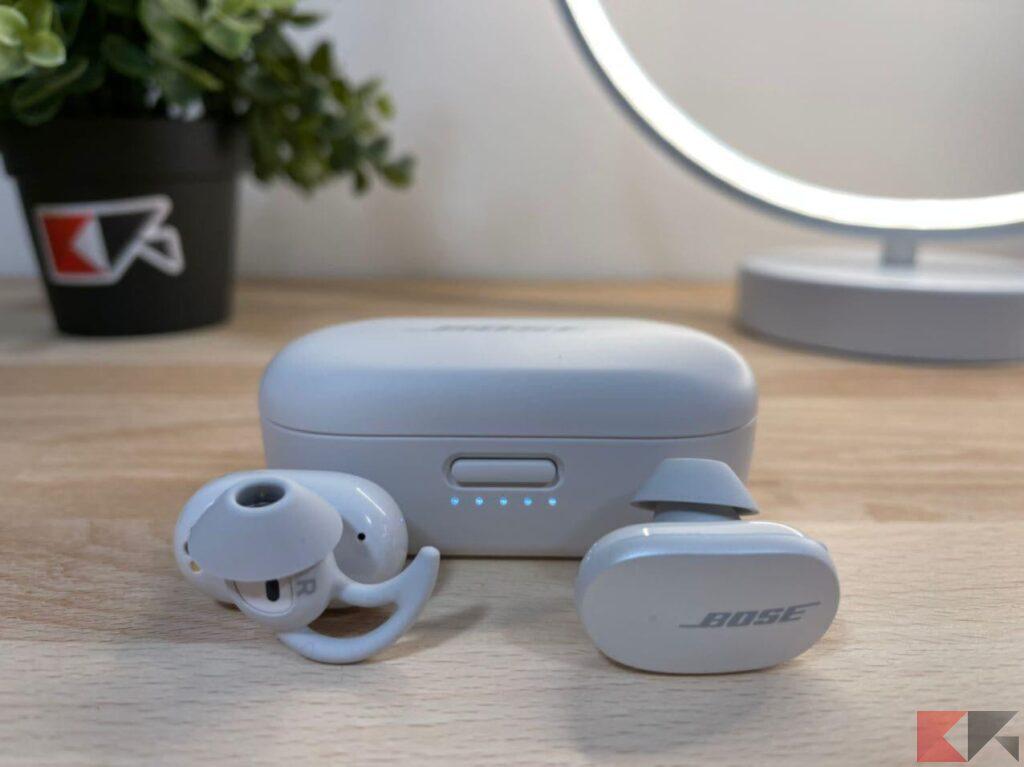 Bose QuietComfort Earbuds 3