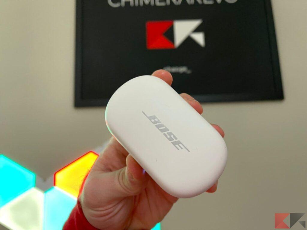 Bose QuietComfort Earbuds 4