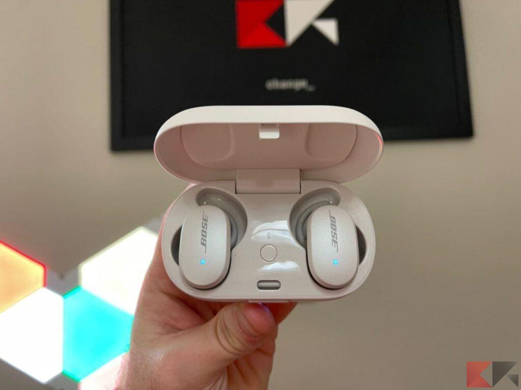 Bose QuietComfort Earbuds 5