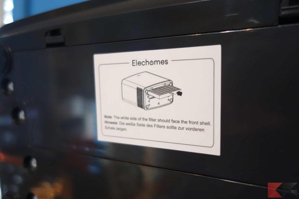 Elechomes P1801 7