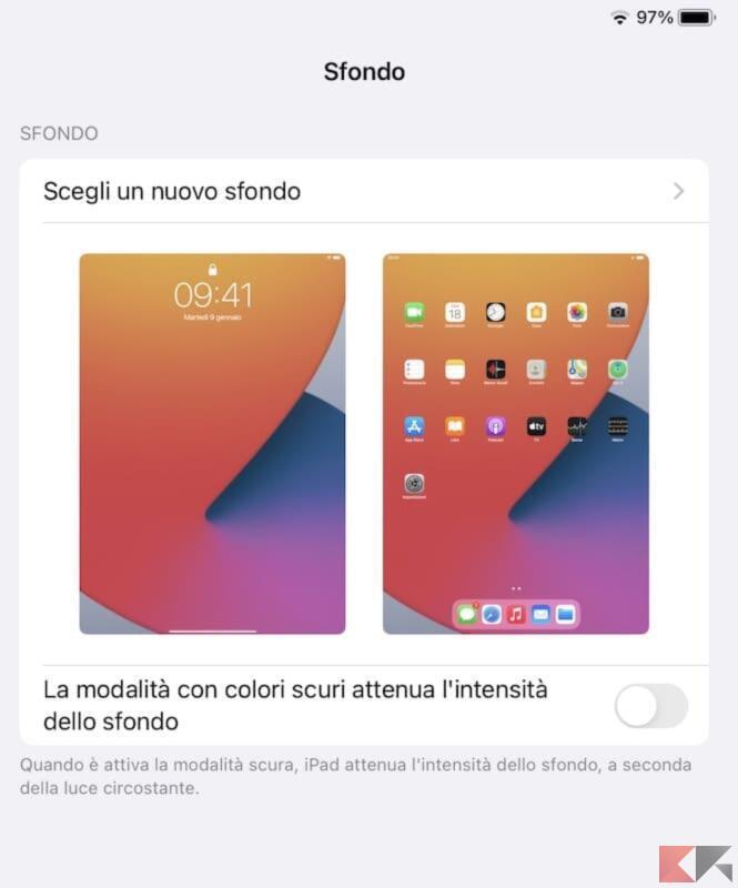 Come personalizzare iOS 1