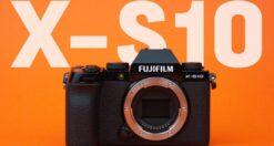Recensione Fujifilm X-S10