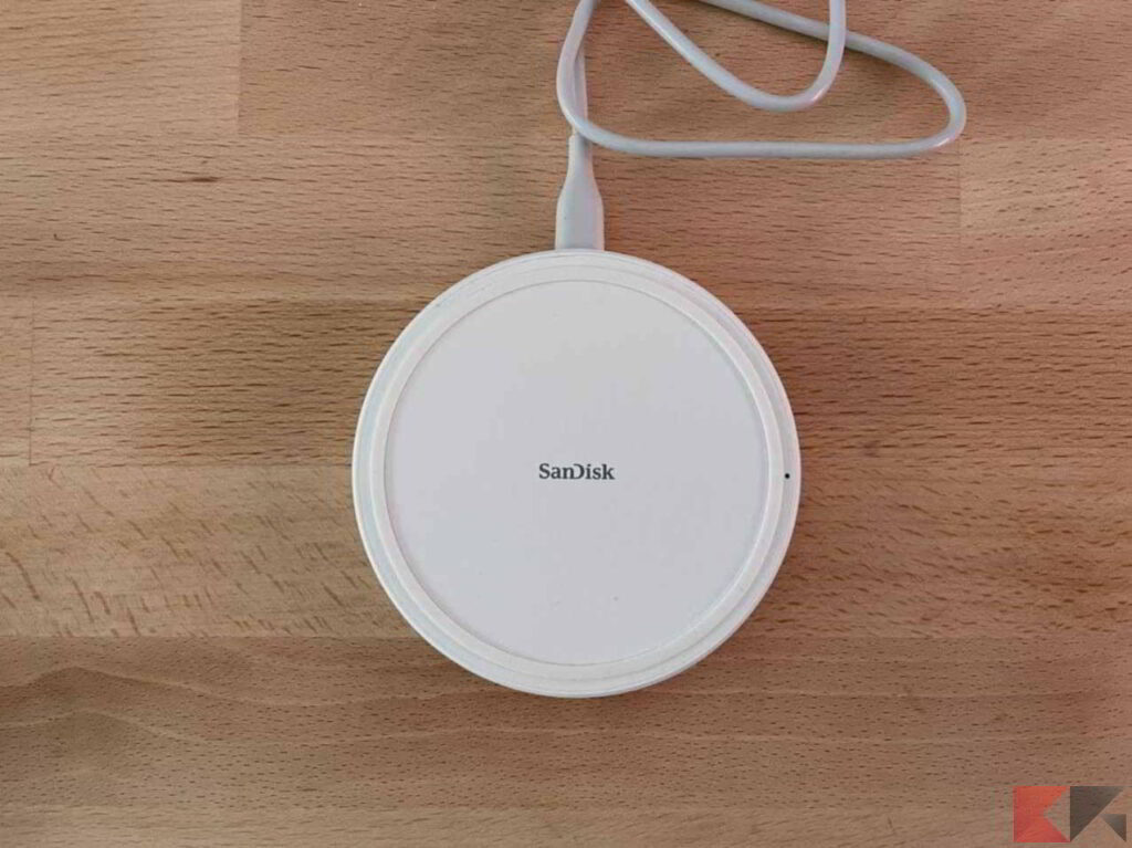 SanDisk Ixpand Wireless Charger 1