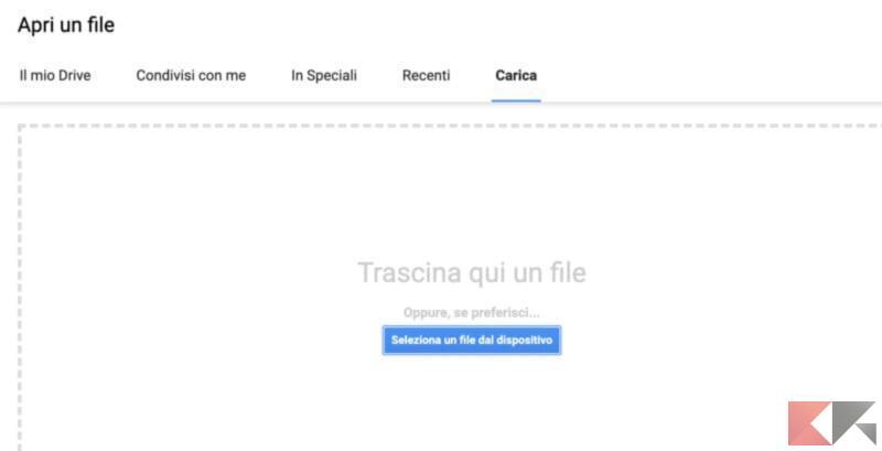 Come aprire file CSV 2