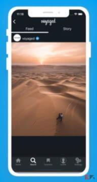 Come vedere storie Instagram senza account 2