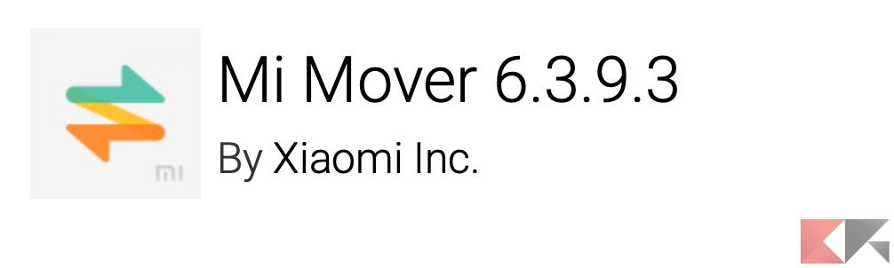 Come trasferire dati da Huawei a Xiaomi