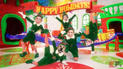 Foto di facce su corpi ballerini, Babbo Natale o elfi: migliori app e siti 1