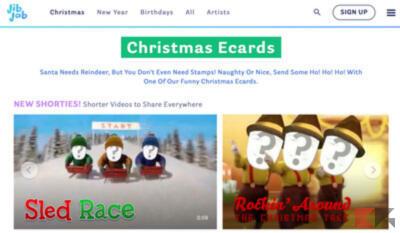 Foto di facce su corpi ballerini, Babbo Natale o elfi: migliori app e siti 3