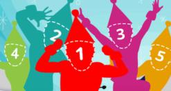 Foto di facce su corpi ballerini, Babbo Natale o elfi: migliori app e siti