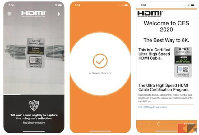Cavo HDMI 2.1: dove comprarlo e come riconoscere l'originale 2