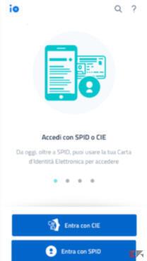 Come usare App IO per pagamenti e cashback 1
