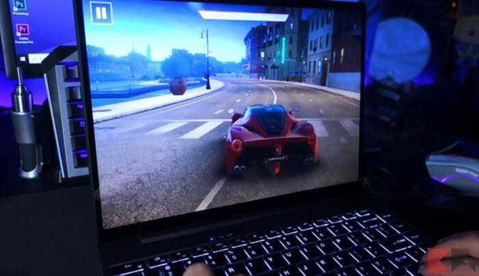 gaming chuwi gemibook pro