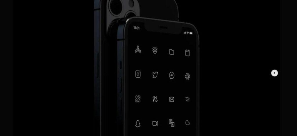 icone minimal