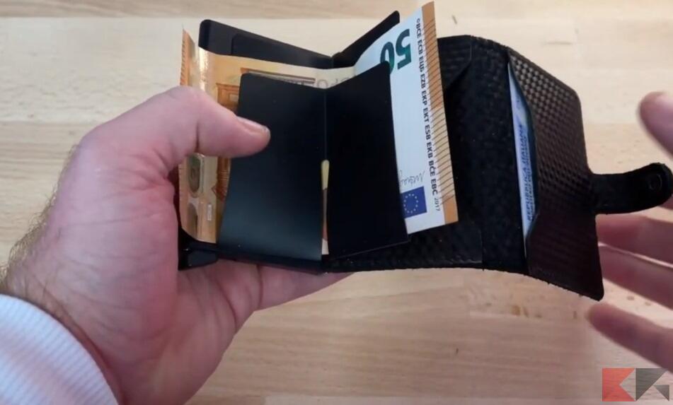 secrid portafoglio 4