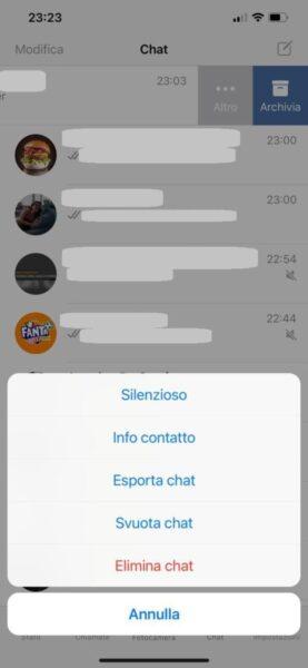 Come trasferire chat WhatsApp su Telegram1 1