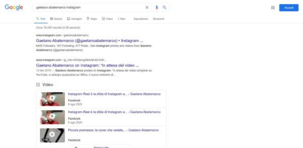 Come cercare foto, video e storie Instagram senza essere iscritti