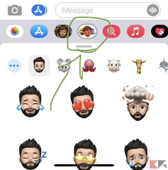 Come inviare effetti su iMessage con iPhone, iPad e Mac 2