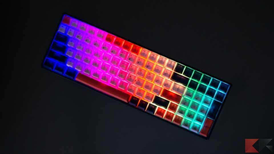 Illuminazione RGB 1