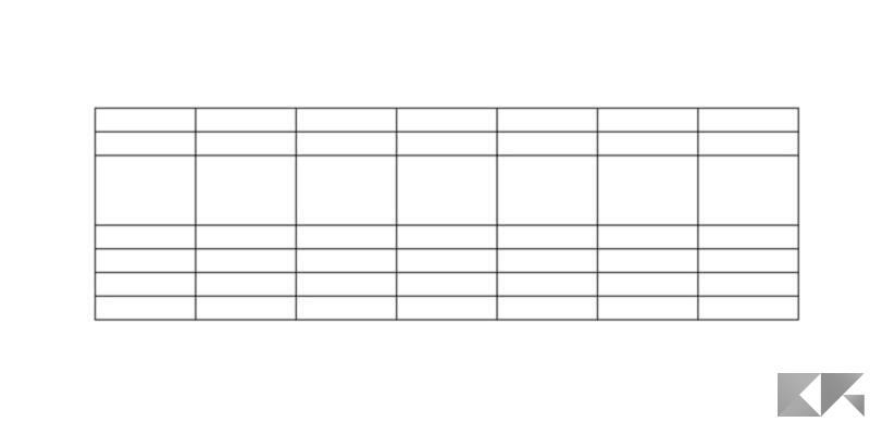 Come creare un calendario in Microsoft Word 3